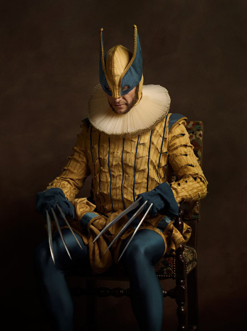 16th Century Star Wars, Superhero, Villain & Fairy Tale Cosplays
