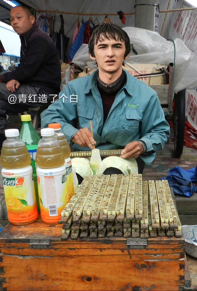 Game of Thrones Characters as Chinese Street Vendors