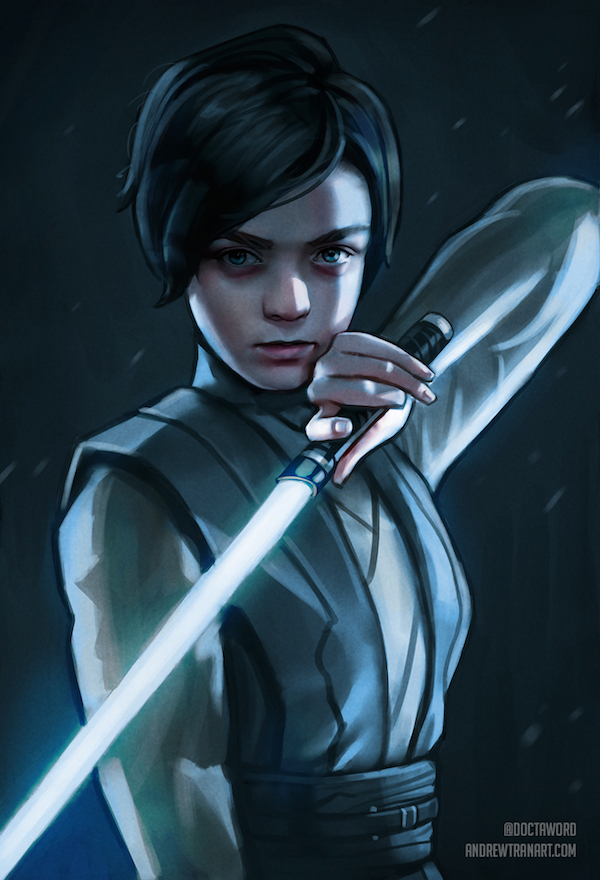 Star Wars Game of Thrones Mashup Fan Art