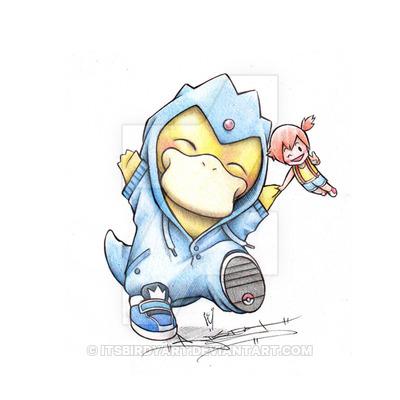 Pokemon Mega Golduck