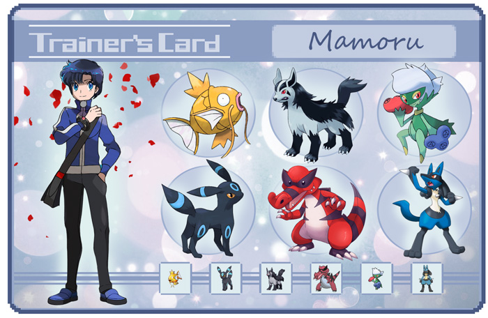 Sailor Moon Pokemon Trainer Cards