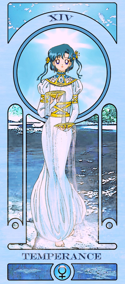 Sailor Moon Tarot Deck