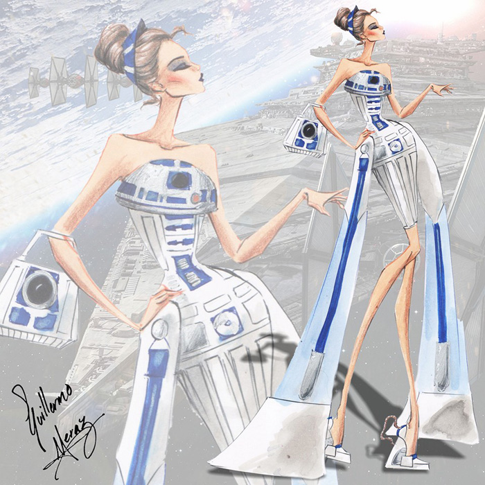 Star Wars Couture Collection