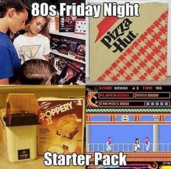 80s/90s Memes