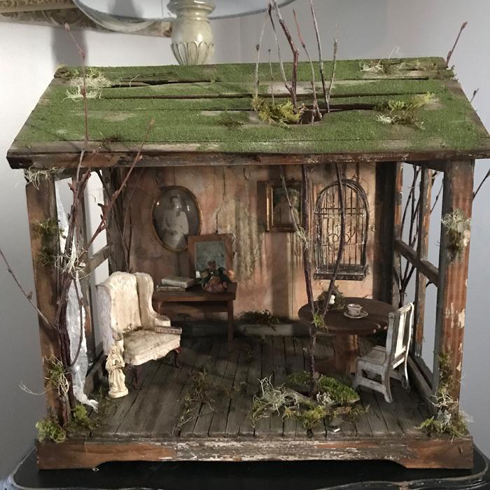 Abandoned Dollhouses