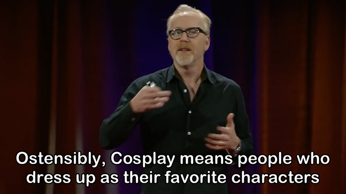 Adam Savages Love Letter to Cosplay