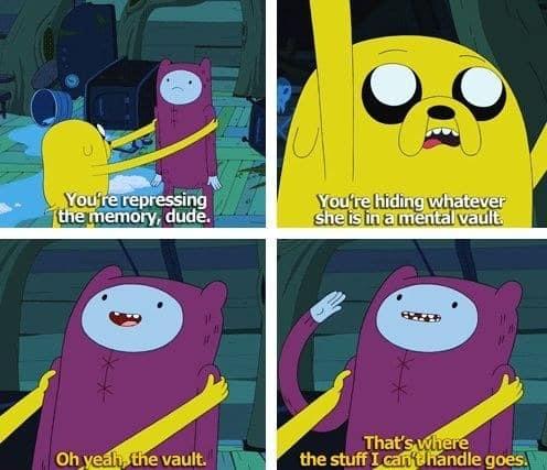 Adventure Time Memes