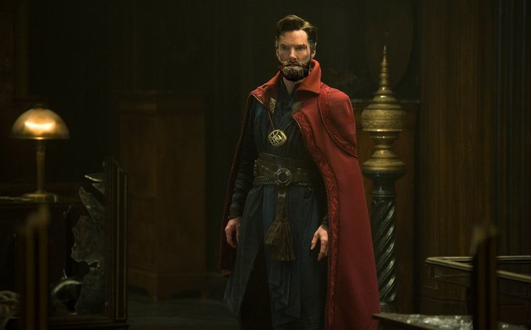 If All The Avengers Had Beards