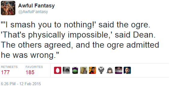 Awful Fantasy