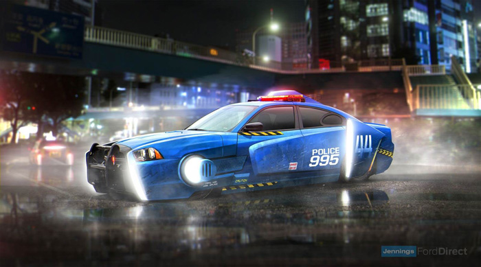 6 Real-Life Versions of Blade Runner Vehicles