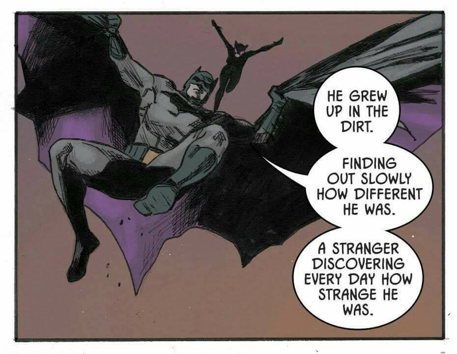 Batman & Supermans Relationship