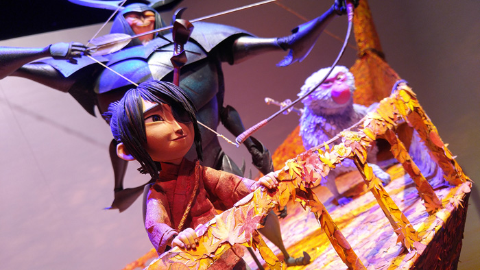 REVIEW: From Coraline to Kubo: A Magical Laika Experience Exhibit