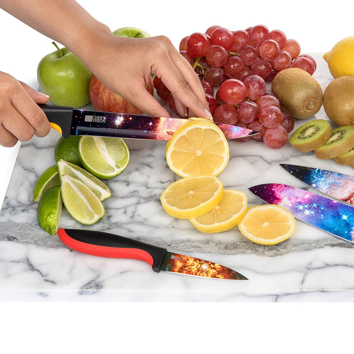 Cosmos Kitchen Knife Set