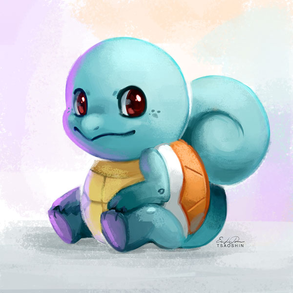 Adorable Pokemon Fan Art
