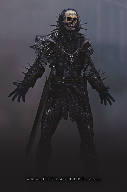 Masters of the Universe Horror Redesigns