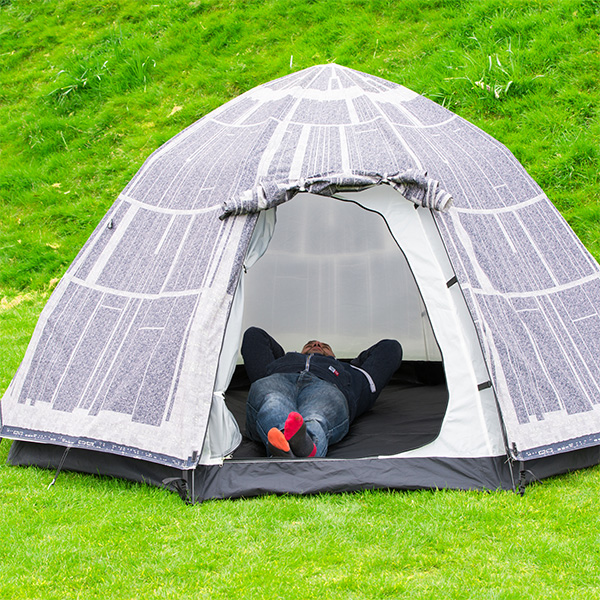 Star Wars Death Star Dome Tent