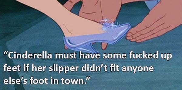 Disney Humor