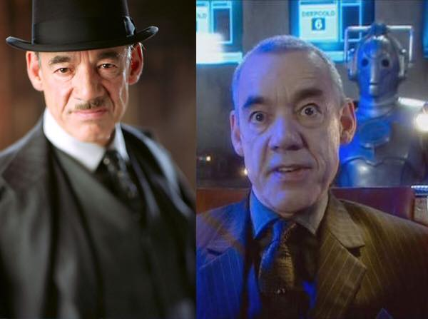Actors That Have Been in Doctor Who & Harry Potter