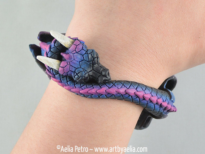 Dragon Bangle Bracelets