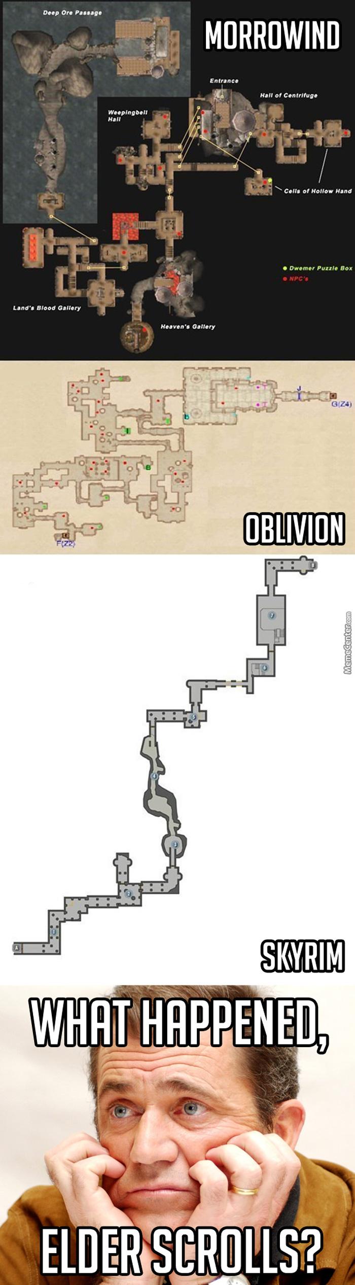 Elder Scrolls Memes
