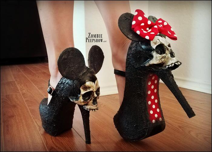 Epic Heels by Zombie Peepshow