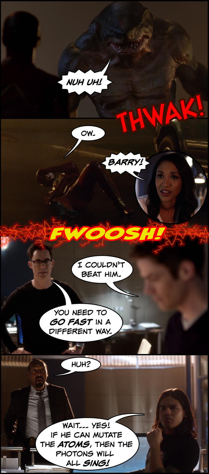 Every Flash Episode Ever
