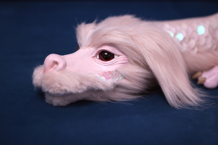 Falkor the Luckdragon Poseable Doll