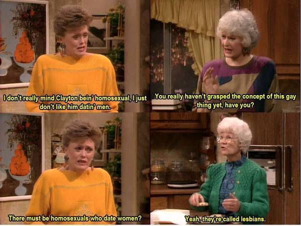 Golden Girls Quotes