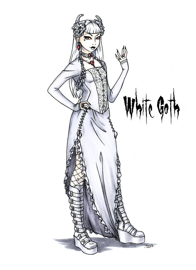 Types of Goths