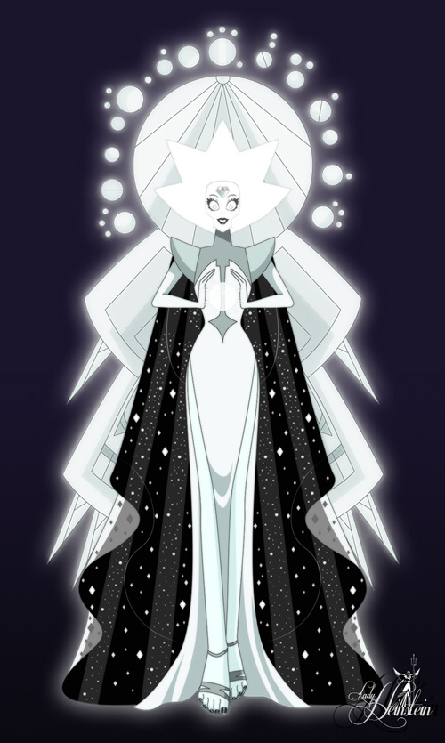 The Great Diamond Authority from Steven Universe Fan Art