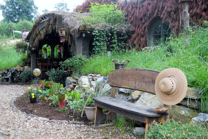 Hobbit House Airbnb
