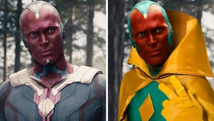 How The Avengers Should Look According To The Comics
