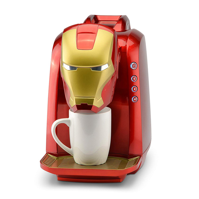 Iron Man Coffee Maker
