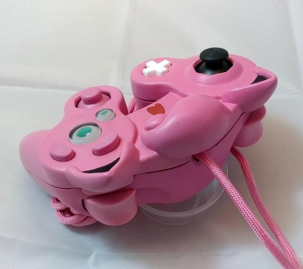 Jigglypuff GameCube Controller