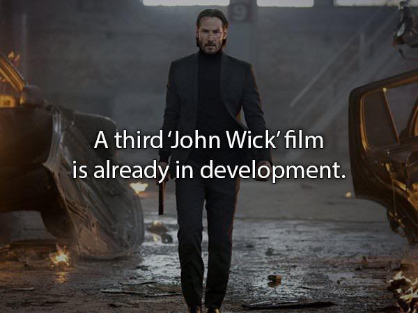 John Wick Facts
