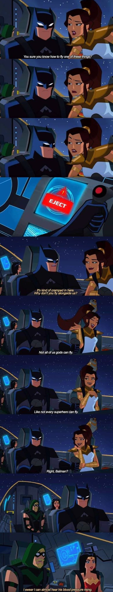 The Trouble with Truth - Justice League Action