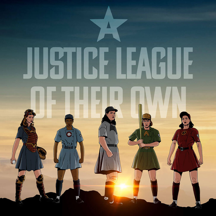 A Justice League of Their Own
