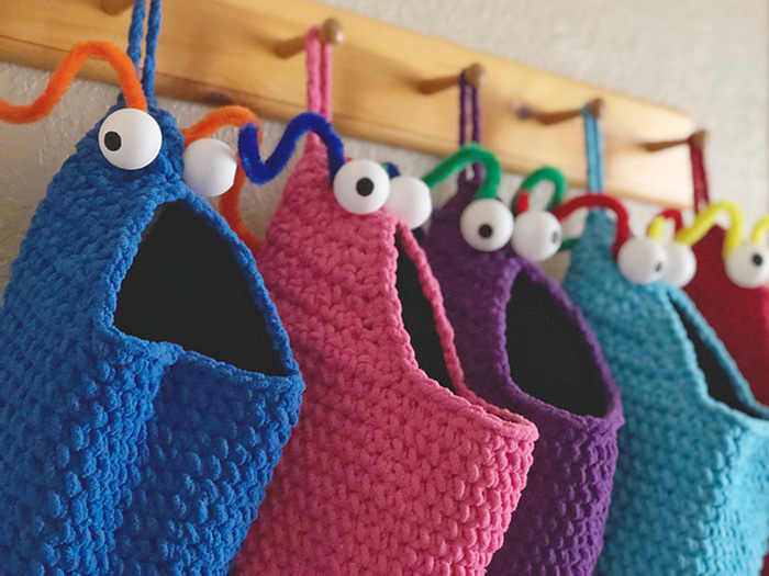 Yip Yips Christmas Stockings