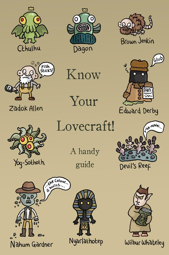 Handy Lovecraft Guide