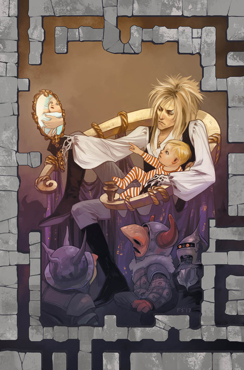 Upcoming Labyrinth Comic