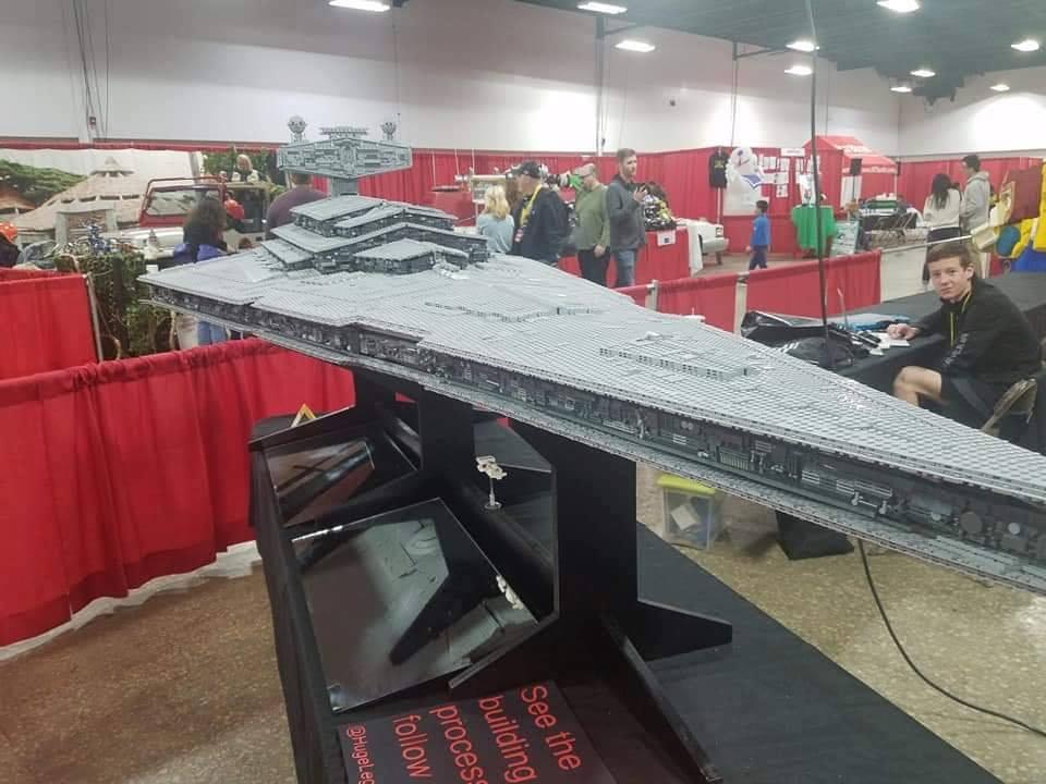 Star Wars LEGO Star Destroyer