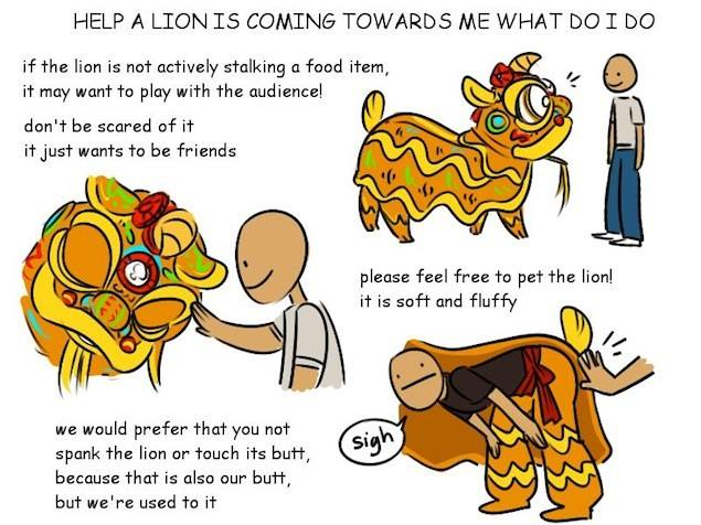 The Beginners Guide to Chinese Lion Dance