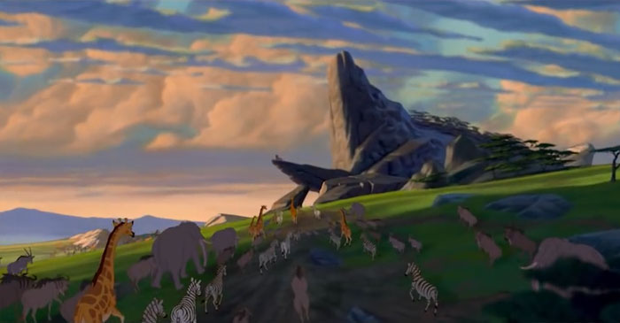 the lion king 1994 to 2019 comparison