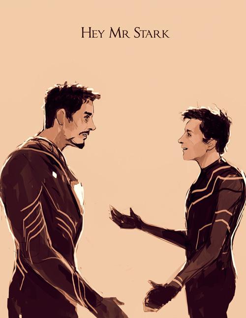 Marvel Reunited Fan Art