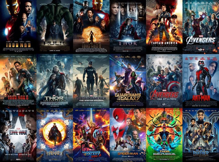 6 Minutes Recap of the Entire Marvel Cinematic Universe