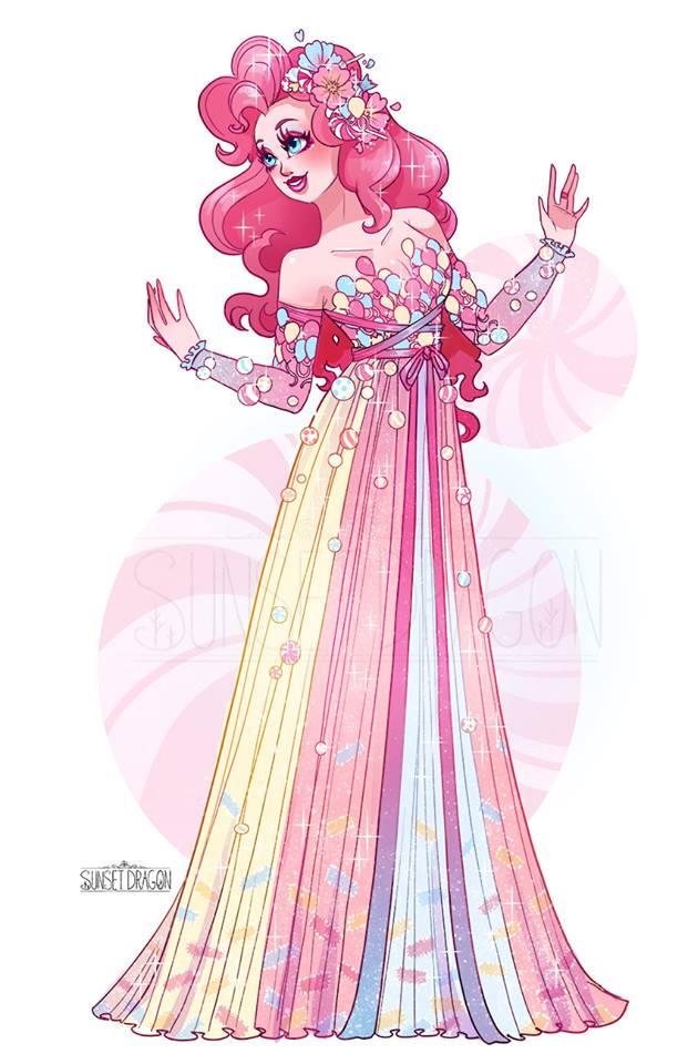My Little Pony Dress Designs