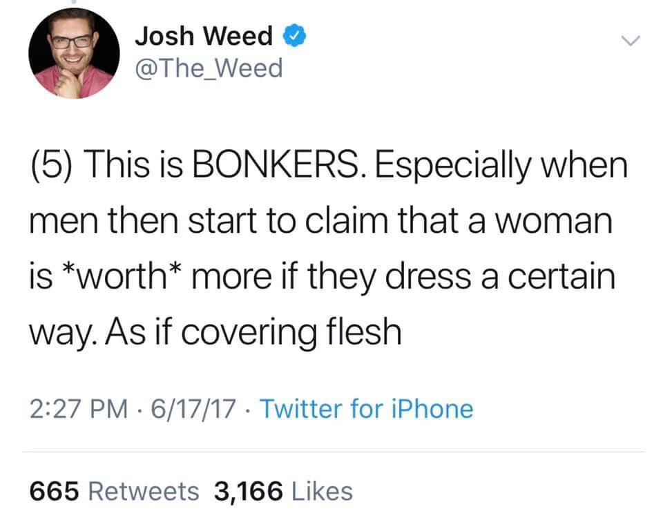 Modesty Culture