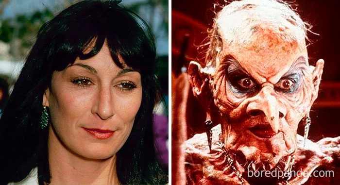 Movie Makeup Transformations