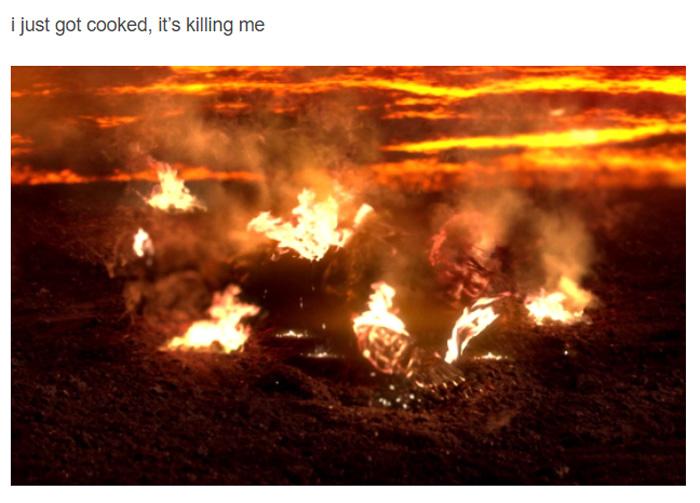 Star Wars Mr Brightside Parody