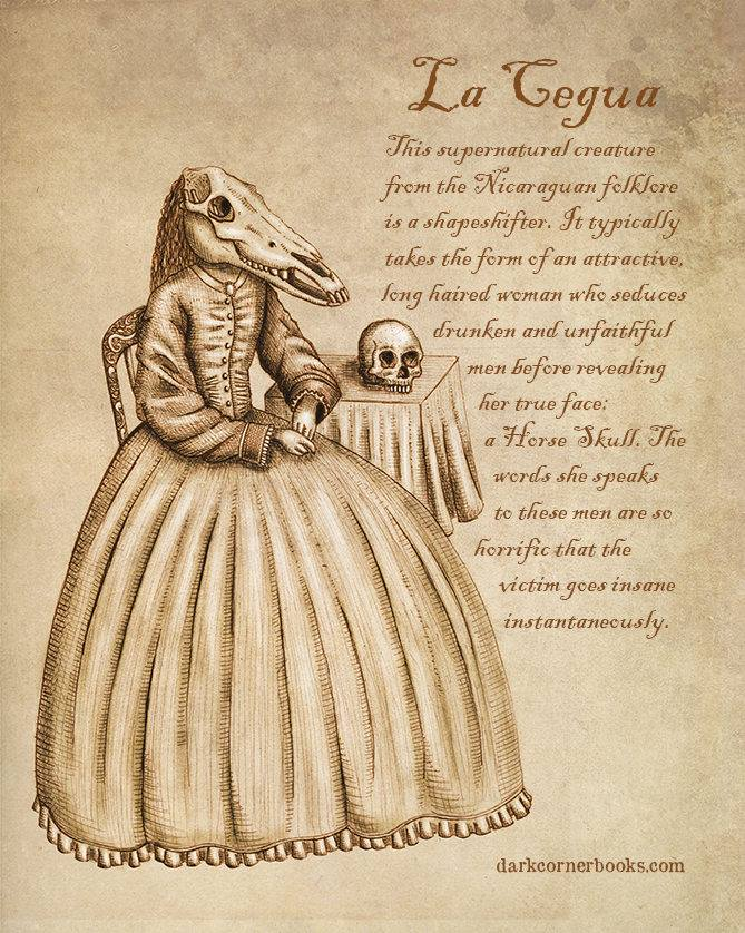 Lesser Known Mythological Creatures